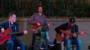 """Mikromusic Acoustic Trio zagrał w """"Z innej beczki"""""""
