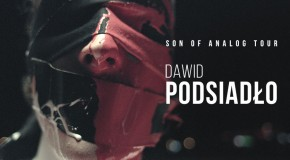 Dawid Podsiadło 12,13 marca Klub Stodoła, Warszawa