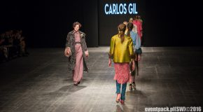CARLOS GIL  FashionPhilosophy Fashion Week Poland DESIGNER AVENUE AW 2016