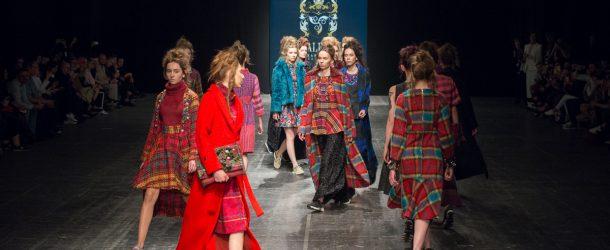 WALERIA TOKARZEWSKA-KARASZEWICZ FashionPhilosophy Fashion Week Poland DESIGNER AVENUE AW 2016
