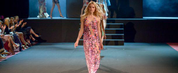 Pokaz kolekcji Yarona Minkowskiego podczas 8 edycji konkursu Fashion Designer Awards