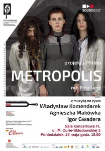 plakat Metropolis Lublin