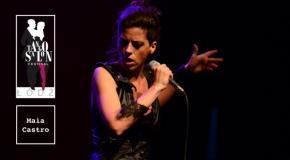 Koncert otwarcia Tango Salon Festival: Maia Castro 29.09.2016 godz. 19:00 (czwartek) Wytwórnia
