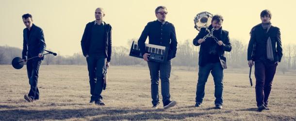 Debiutancka płyta zespołu Maze Of Sound – Sunray