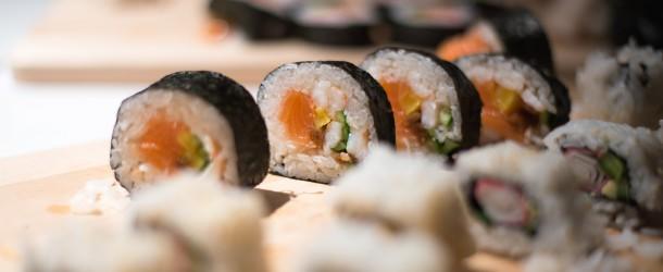 Warsztaty sushi w Zielonym Chrzanie