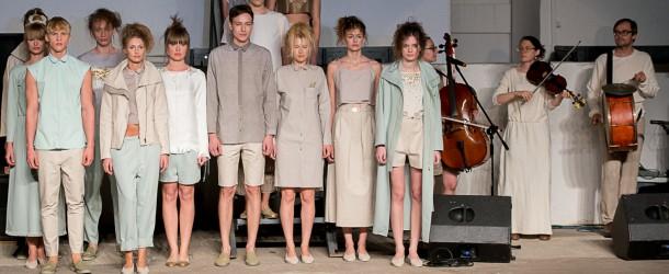 Paulina Ptashnik Off out of schedule 11th Fashion Philosophy Fashion Week Poland
