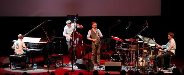 Magnolia Acoustic Quartet podczas 8 Letniej Akademii Jazzu