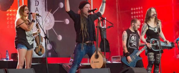 Eluveitie i Amaranthe zagrają w Warszawie!