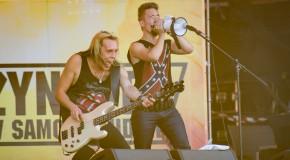 Trzynasta w Samo Poludnie – Woodstock 2015  [+ flaga sektorowa video]