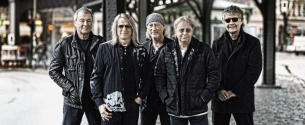 Deep Purple w Łodzi już w niedzielę