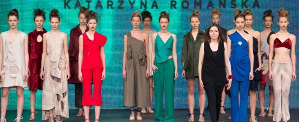 Katarzyna Romańska / SS'16 /Fashion Week Poland/ 'ABOUT TEARS AND RGB'