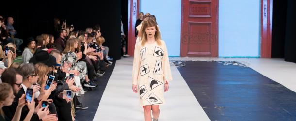 KOMBOKOLOR / SS'16 / Fashion Week Poland / SECRETS