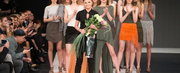 Viola Piekut / SS'16 / Fashion Week Poland / ShortBlack