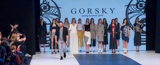 GORSKY / SS'16 / Fashion Week Poland