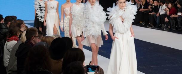 Giebultowski / TINA Lobondi  / SS'16 / Fashion Week Poland
