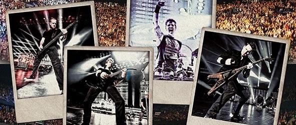 Nickelback wystąpi na warszawskim Torwarze! 21 września 2016