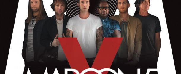 Maroon 5 po raz pierwszy w Polsce.