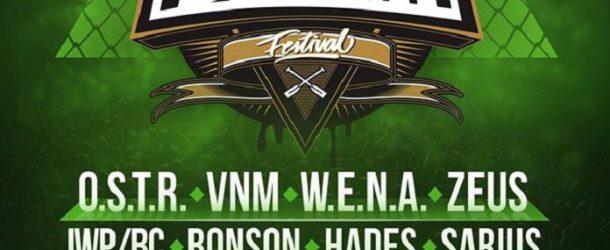 BRONX Hip Hop Festival 21-22 października 2016