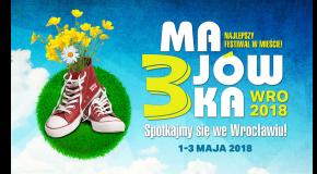 Sprzedaż biletów na 3-Majówkę 2018 we Wrocławiu rozpoczęta!