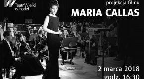 """""""Maria Callas"""" w Teatrze Wielkim w Łodzi"""