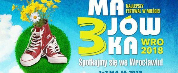Dubioza Kolektiv kolejną gwiazdą festiwalu 3-Majówka 2018 we Wrocławiu!