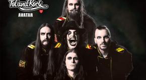 Gitarowe riffy prosto ze Szwecji na 25. Pol'and'Rock Festival!