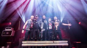 Nocny Kochanek na Gitarowym Rekordzie Guinnessa we Wrocławiu!