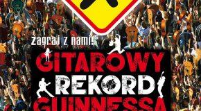 Scena Antyradia na Gitarowym Rekordzie Guinnessa we Wrocławiu!