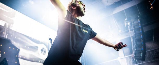 Bass Astral x Igo – It's Dark Tour