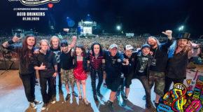 Urszula, Acid Drinkers i Farben Lehre wystąpią live na Najpiękniejszej Domówce Świata
