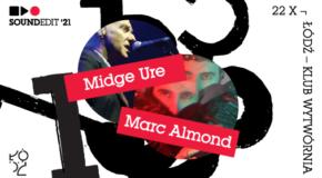 Soundedit '21 – Midge Ure & Marc Almond